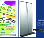 Pull-Up Banner Stands